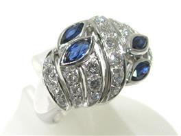 JEWELRY(ジュエリー サファイア ダイヤモンドリング