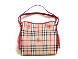 BURBERRY(バーバリー HAYMARKET PATENT COLOURS SMALL CANTER ショルダーバッグ