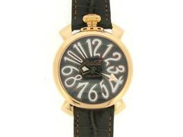 GaGa MILANO(ガガミラノ マヌアーレ 40mm ウォッチ(腕時計) tk5_p