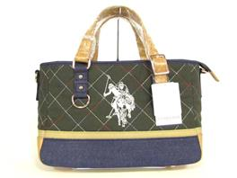 U.S.POLO ASSN.(ユーエスポロ・アソシエーション WIDE MINI 2WAY TOTE BAG .トートバッグ