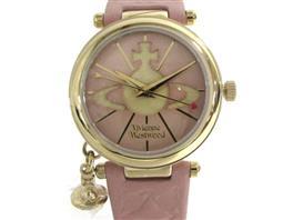 Vivienne Westwood(ヴィヴィアンウエストウッド ヴィヴィアンウエストウッド レディース ウォッチ 腕時計 オーブチャーム付き VV006PKPK