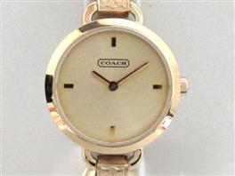 COACH(コーチ キャリー 腕時計 ウォッチ