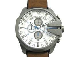 DIESEL(ディーゼル MEGA CHIEF クロノグラフ ウォッチ(腕時計)