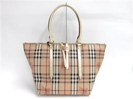 BURBERRY(バーバリー バーバリー HAYMARKET COLOURS SMALL SALISBURY  トートバッグ3916924 39169247119T