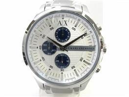 ARMANI EXCHANGE(アルマーニ・エクスチェンジ クロノグラフ 腕時計 ウォッチ