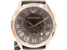 EMPORIO ARMANI(エンポリオアルマーニ エンポリオアルマーニ クロノグラフ ウォッチ 腕時計 AR1701