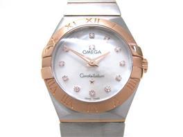 OMEGA(オメガ コンステレーション 12Pダイヤモンド 腕時計 ウォッチ ec05 go_0527