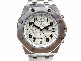 TECHNOS(テクノス クロノグラフ ウォッチ 腕時計