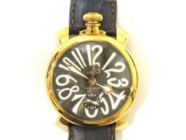 GaGa MILANO(ガガミラノ ガガミラノ マヌアーレ 48mm 腕時計 ウォッチ tk5_p 5011.07S