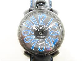 GaGa MILANO(ガガミラノ ガガミラノ マヌアーレ 48mm 腕時計 5016.7