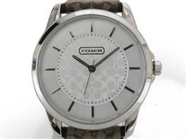 COACH(コーチ コーチ クラシックシグネチャーメンズ 腕時計 ウオッチ 14601506