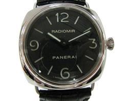 PANERAI(パネライ ラジオミール 裏スケ ウォッチ 腕時計