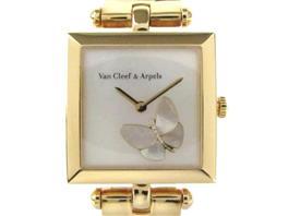 Van Cleef & Arpels(ヴァンクリーフ&アーペル パピヨン ウォッチ 腕時計