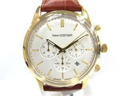 JACQUES LEMANS(ジャックルマン Kevin Costner クロノグラフ 腕時計 ウォッチ