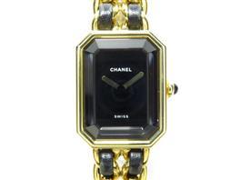 CHANEL(シャネル シャネル プルミエールL 腕時計 ウォッチ H0001