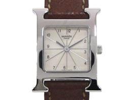 HERMES(エルメス Hウォッチ レディース 腕時計