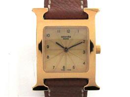 HERMES(エルメス Hウォッチ 腕時計