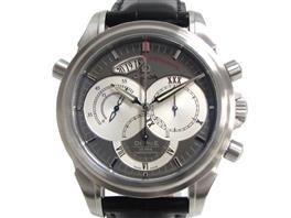 OMEGA(オメガ デ・ビル ラトラパンテ コーアクシャル メンズ ウォッチ 腕時計