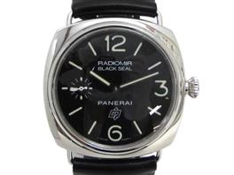 PANERAI(パネライ ラジオミール ブラックシール ウォッチ 腕時計