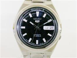 SEIKO(セイコー セイコー5 裏スケルトン 腕時計 ウォッチ