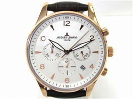 JACQUES LEMANS(ジャックルマン ジャックルマン クロノグラフ 腕時計 ウォッチ tk5_p 11654H