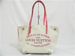 LOUIS VUITTON(ルイヴィトン ルイヴィトン プレイスオブザサン カバPM トートバッグ M94505