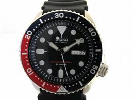 SEIKO(セイコー セイコー ウレタンダイバー AT JAPAN 腕時計 ウォッチ SKX009J