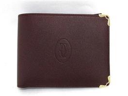 Cartier(カルティエ マスト 二つ折財布