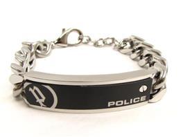 POLICE(ポリス ポリス UNIVERSAL ブレスレット 25334BSS01