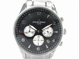 JACQUES LEMANS(ジャックルマン ジャックルマン クロノグラフ 腕時計 ウォッチ 11654I