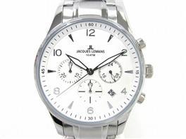 JACQUES LEMANS(ジャックルマン ジャックルマン クロノグラフ 腕時計 ウォッチ 11654J