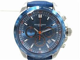 JACQUES LEMANS(ジャックルマン クロノグラフ 腕時計 ウォッチ