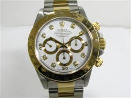 ROLEX(ロレックス デイトナ 8Pダイヤモンド ウォッチ 腕時計