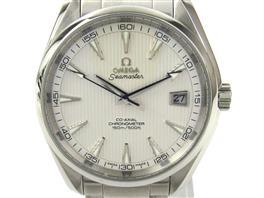 OMEGA(オメガ シーマスター アクアテラ ウォッチ 腕時計 メンズ