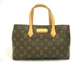 LOUIS VUITTON(ルイヴィトン ルイヴィトン ウィルシャーPM トートバッグ M40595