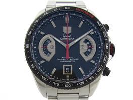 TAG HEUER(タグ・ホイヤー タグ・ホイヤー グランドカレラ 裏スケ ウォッチ 腕時計 CAV511C.BA0904