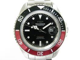 TECHNOS(テクノス ダイバー 腕時計 ウォッチ