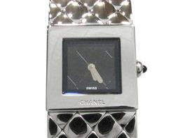 CHANEL(シャネル マトラッセ ウォッチ 腕時計 レディース