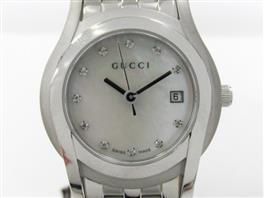 GUCCI(グッチ グッチ Gクラス 11Pダイヤモンド ウォッチ 腕時計 レディース YA055501-11P-LSSWMP