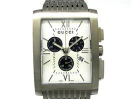 GUCCI(グッチ Gメトロ メンズ時計