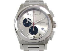GUCCI(グッチ パンテオン クロノグラフ ウォッチ 腕時計