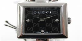 GUCCI(グッチ トルナヴォーニ 3Pダイヤモンド ウォッチ 腕時計 レディース