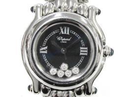Chopard(ショパール ハッピースポーツ5P ダイヤモンド 腕時計 ウォッチ