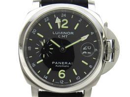 PANERAI(パネライ ルミノール GMT ウォッチ 腕時計 メンズ
