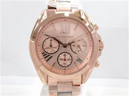 MICHAEL KORS(マイケルコース クロノグラフ 腕時計 ウォッチ