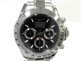 TECHNOS(テクノス クロノグラフ 腕時計 ウォッチ