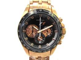 JACQUES LEMANS(ジャックルマン ジャックルマン クロノグラフ 腕時計 ウォッチ PF5022H
