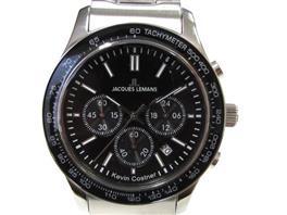 JACQUES LEMANS(ジャックルマン ジャックルマン クロノグラフ 腕時計 ウォッチ 1115868