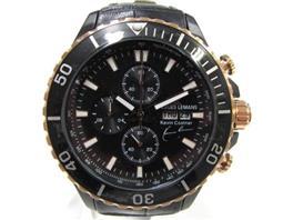 JACQUES LEMANS(ジャックルマン ジャックルマン クロノグラフ 腕時計 ウォッチ 1117871