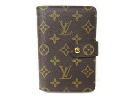 LOUIS VUITTON(ルイヴィトン ポルト・パピエ・ジップ 二つ折財布